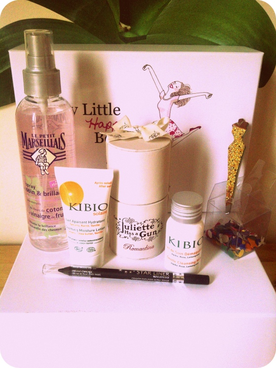 Produits My Little Happy Box