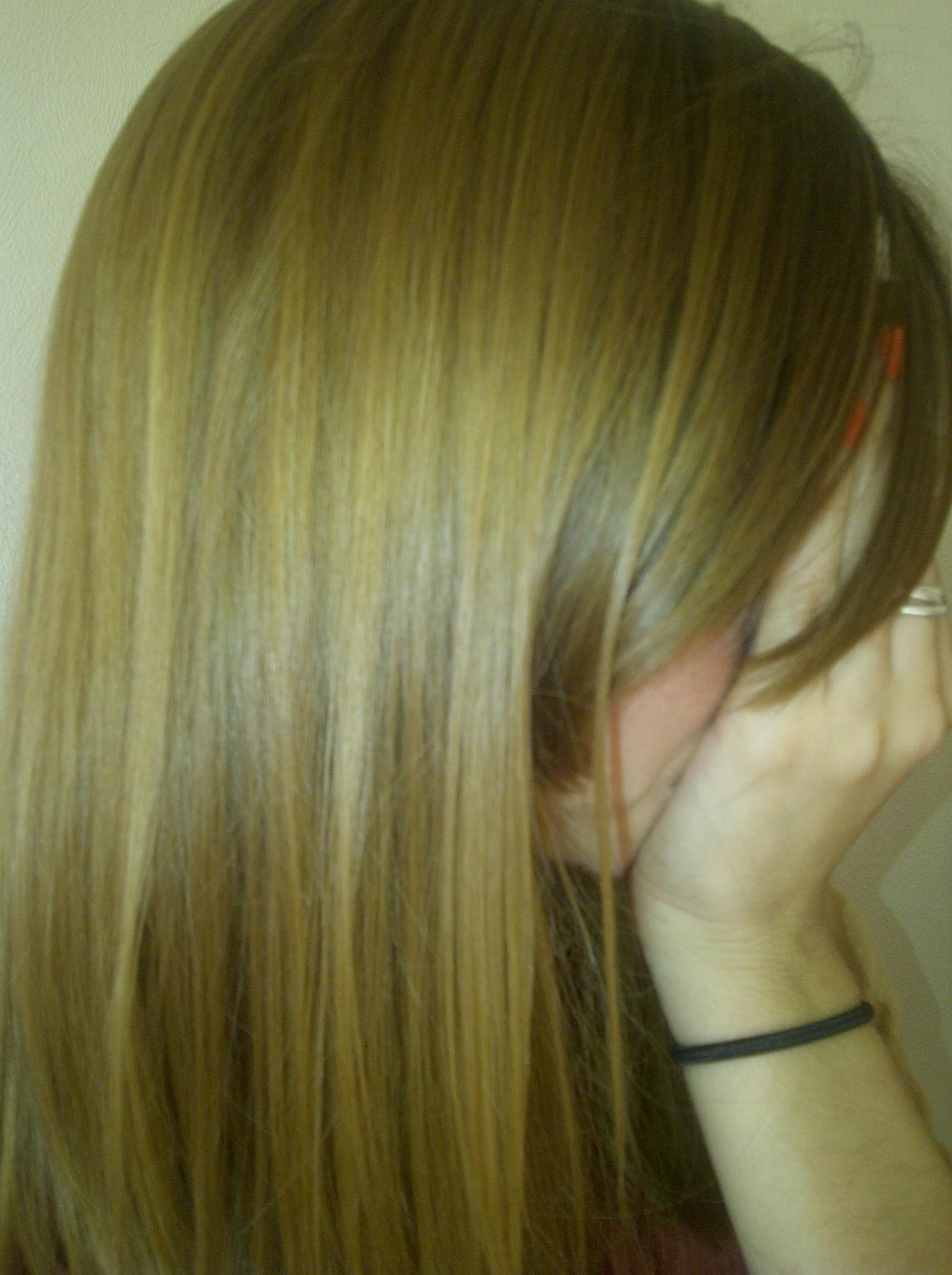 Chez moi lhépatite avec tombent fortement les cheveux que faire
