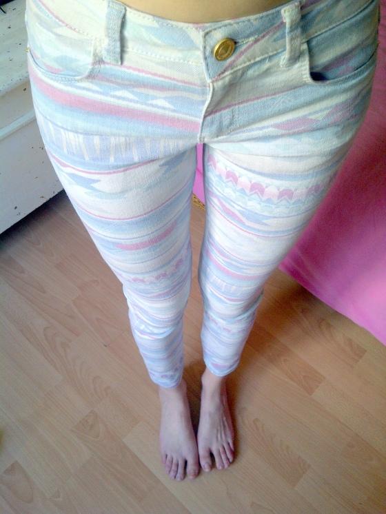 pantalon_imprime_azteque_zara