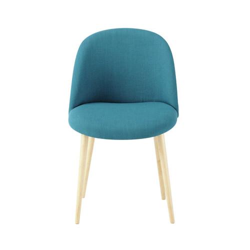chaise-vintage-tissu-bouleau-massif-bleu-petrole-maisons-du-monde
