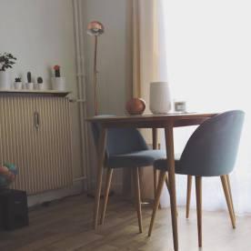Bienvenue chez nous mademoiselle saki un blog for Set de table maison du monde