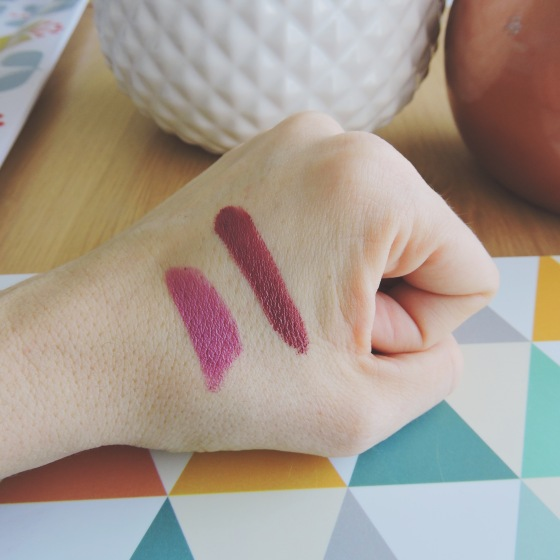 lipstick-violet