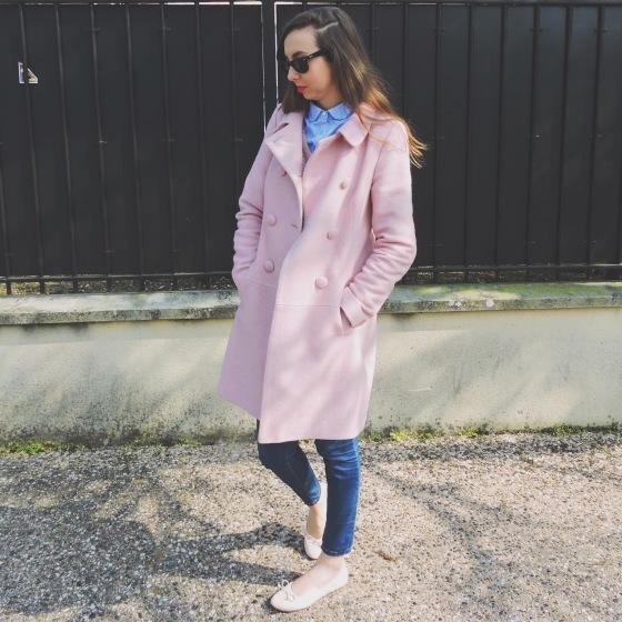 look-manteau-rose